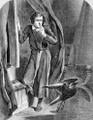 The Raven : 11 Scenes for Baritone and Piano