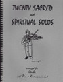 20 Sacred and Spiritual Solos for Viola [LR:40011]