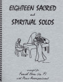 18 Sacred and Spiritual Solos for French Horn [LR:40013]
