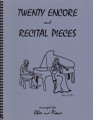 20 Encore and Recital Pieces for Oboe and Piano [LR:40023]