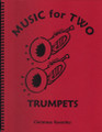 Music for Two Trumpets, Christmas [LR:45209]