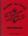 Music for Two Trombones, Christmas [LR:45229]