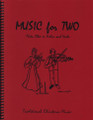 Music for Two, Christmas - Flute/Oboe/Violin and Viola [LR:46151]