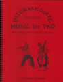 Intermediate Music for Two, Christmas Favorites - Flute/Oboe/Violin and Cello/Bassoon [LR:47051]