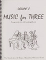 Music for Three, Volume 8, Part 1 - Flute/Oboe/Violin [LR:50811]