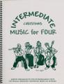 Intermediate Music for Four, Christmas, Part 1 - Alto Saxophone [LR:73115]