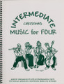 Intermediate Music for Four, Christmas, Part 4 - Baritone Saxophone [LR:73145]