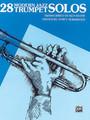 28 Modern Jazz Trumpet Solos, Book 1 [Alf:00-SB25]