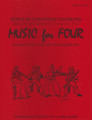 Music for Four, Collection No. 1 Popular Christmas Favorites [LR:77001]