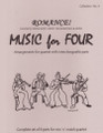 Music for Four, Collection No. 4 Romance! [LR:77004]