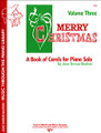 Bastien,MERRY CHRISTMAS, VOLUME 3 [KJOS:GP41]