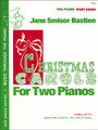 Bastien,CHRISTMAS CAROLS FOR MULTIPLE PIANO, 8 HANDS [KJOS:GP42]