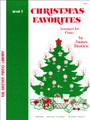 Bastien,CHRISTMAS FAVORITES, LEVEL 3 [KJOS:WP68]