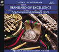 , Standard Of Excellence Bk 2 Cd1&2- [KJOS:W22CD]