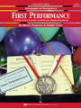 PEARSON, Standard Of Excellence First Performance, 1St/2Nd Bb Cl- [KJOS:W26CL]