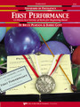 PEARSON, Standard Of Excellence First Performance,Drum & Mllt Prcsn- [KJOS:W26PR]