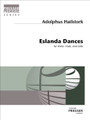Hailstork, Eslanda Dances(score and parts)[CF:114-41754S]