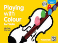 Goodey, Playing with Colour for Violin, Book 1[Alf:00-20151UK]