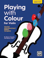 Goodey, Playing with Colour for Violin, Teacher Book [Alf:00-20154UK]