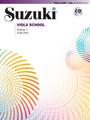 Suzuki Viola School Viola Part & CD, Volume 7 [Alf:00-40757]