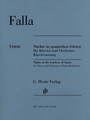 Falla, Nights in the Garden of Spain, Piano Reduction [51481450]