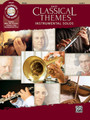 Easy Classical Themes - Instrumental Solos: Violin Book and CD [Alf:47065]