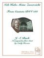 Bach, J.S. - Ich Habe Meine Zwerzicht [CF:FC-EB1]
