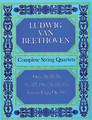 Beethoven, String Quartets (Complete) [Dov:0486223612]