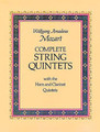 Mozart, String Quintets (Complete) [Dov:048623603X]