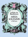 Beethoven, Missa Solemnis [Alf:06-268942]