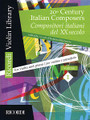 20th Century Italian Composers For Violin, Vol 1  [HL:50497691]