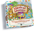 Musical Adventures Game: Game Cards and Board (Alfred's Basic Group Piano Course), Level 1 [Alf:00-17378]