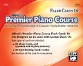 Premier Piano Course: Flash Cards, Level 1A [Alf:00-22355]