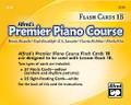 Premier Piano Course: Flash Cards, Level 1B [Alf:00-22366]