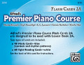 Premier Piano Course: Flash Cards, Level 2A [Alf:00-22367]
