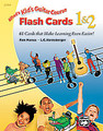 Alfred's Kid's Guitar Course Flash Cards 1 & 2 [Alf:00-22904]