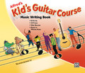 Alfred's Kid's Guitar Course Music Writing Book [Alf:00-33226]