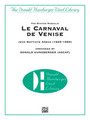 Baptiste Arban, Le Carnaval de Venise [Alf:00-35428S]