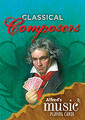 Alfred's Music Playing Cards: Classical Composers (1 Deck) [Alf:00-38799]