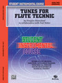 Student Instrumental Course: Tunes for Flute Technic, Level II [Alf:00-BIC00203A]