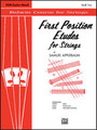 Applebaum, First Position Etudes for Strings [Alf:00-EL02027]