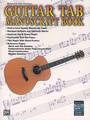 21st Century Guitar TAB Manuscript Book [Alf:00-EL9713A]