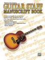 21st Century Guitar Staff Manuscript Book [Alf:00-EL9924]