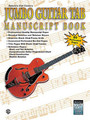 21st Century Jumbo Guitar TAB Manuscript Book [Alf:00-EL9930]