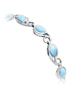 MarahLago Seduction Collection Larimar Bracelet