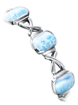 MarahLago Brie Collection Larimar Bracelet