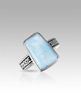 MarahLago Hanna Collection Larimar Ring