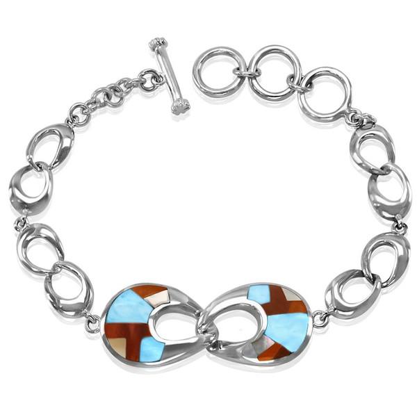 MarahLago Luce Larimar Bracelet