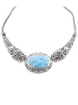 MarahLago Messina Collection Larimar Necklace