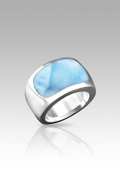 MarahLago Argos Larimar Men's Ring